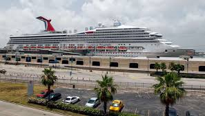 passenger on cruise ship galveston may fallen overboard