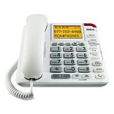 cortelco wall mount phone corded phone