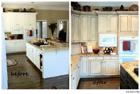 Easy Kitchen Cabinets by Fascinating Annie Sloan Kitchen Cabinets Before And After Easy