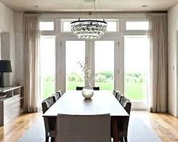 Dining Room Chandelier Size Dining Chandelier Height Dining Room Light Height With Well