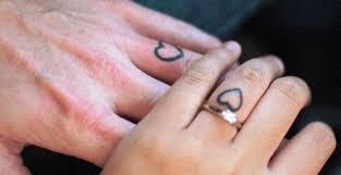 42 wedding ring tattoos that will only appeal to the most amazing