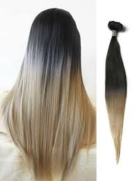 ombre hair weave african american black to blonde straight ombre hair extensions 1 jpg
