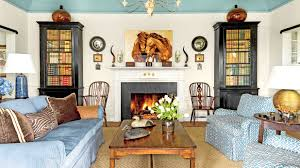 southern style living rooms home decorating interior design