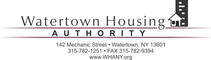 watertown housing authority watertown new york public housing