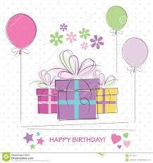 birthday martini white background cute happy birthday card stock image image 36114761