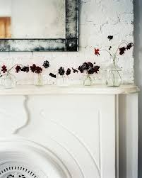 White Washed Stone Fireplace Life by My Husband Loves Our Ugly Brick Fireplace Laurel Home