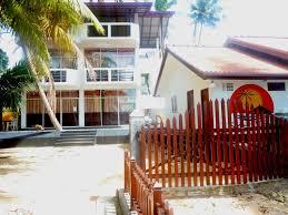 small hotel on the lake near the beach south sri lanka property