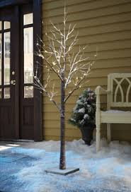 6 foot led snow flocked tree 78 lights buy now