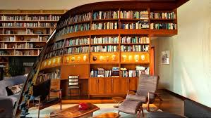 Home Office Library Design Ideas Modern Within With Regard To - Home office library design ideas