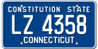 Ct Vanity License Plate Lookup Connecticut State License Plate New U0026 Classic Connecticut