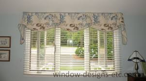 theme valances on cape cod featuring underwater theme plants