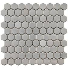 Best 10 Black Hexagon Tile by Merola Tile Meta Hex 11 1 4 In X 11 1 4 In X 8 Mm Stainless