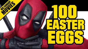 Easter Egs by Watch Deadpool Easter Eggs Secret Cameos U0026 References Youtube