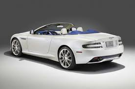 aston martin rapide volante possible q by aston martin reveals db9 volante morning frost performancedrive