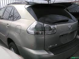 price of lexus rx 350 in naira lexus rx400h cars mobofree com