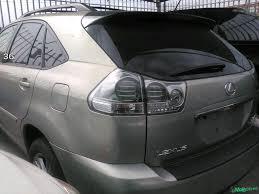 lexus rx 350 price nigeria lexus rx400h cars mobofree com