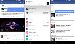 fb app android s android app can now save offline
