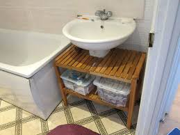 bathroom sink with storage large size of sink organization ideas