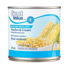 cuisine sans sel great value no salt whole kernel corn walmart canada