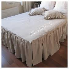 full queen bedspread dust ruffle 18 19 20 21 22 23 27 inch