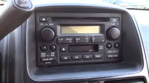 code for radio honda civic radio reset code in 5 minutes for a 2001 honda crv cr v accord