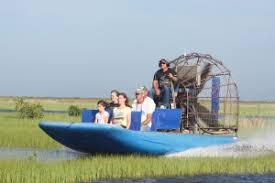 fan boat tours miami everglades airboat tours l captain mitch s everglades private