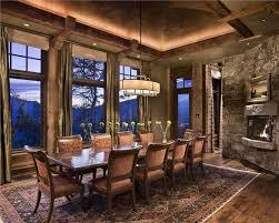 cozy warm dining room paint colors scheme ideas indoor outdoor