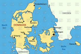 Outline Of World Map by Outline Of Map Of Denmark Vector Image 46795 U2013 Rfclipart