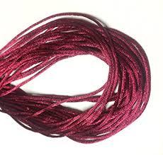 rattail cord buy 2mm rattail cord china knot rat jewelry braid u