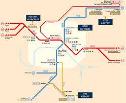 Tgv Map France by Transportation Refurec France 2014