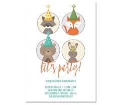 children birthday party invitations