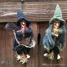 Halloween Props Decoration by New Arrival Halloween Props Flying Witch Small Witch With Magic