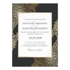 henna invitation henna design invitations announcements zazzle au