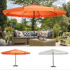 Patio Umbrella Garden Patio Umbrellas Ebay