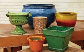 glazed ceramic pots container materials finegardening