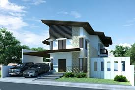 modern design floor plans modern 2 storey house modern 2 storey house plans with garage google