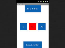 center android android relative layout for beginners onlymobilepro