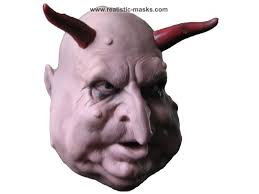 prince of darkness u0027 horror face mask