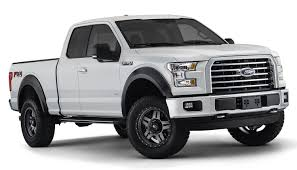 mazda truck 2015 bushwacker extend a fender flares 2015 2016 ford f150 front and