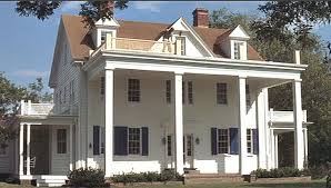 Movie Houses Favorite Movie Houses The Notebook Family Stone Hope Floats