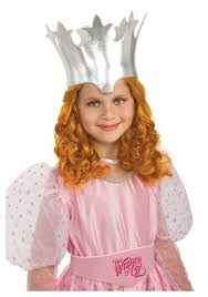 wizard costume child child u0027s glinda wig