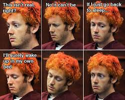 James Holmes Meme - aurora theater shooter gets life sentence page 2 spacebattles forums
