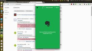 android apps in chrome run android apps on ubuntu chrome how to