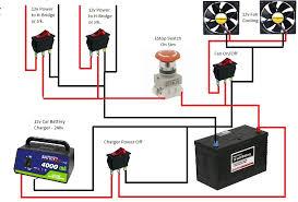 emergency stop switch wiring