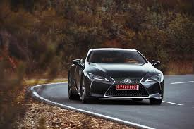 lexus new sports car lexus lc500 2017 first drive with video cars co za