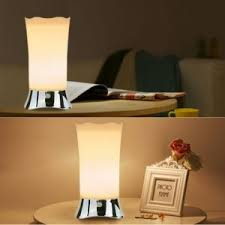 limelights stick l with charging outlet and fabric shade choose the best table l tu tto silvi