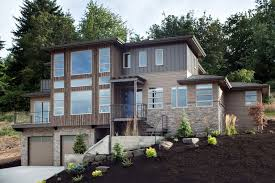 multi level homes exterior modern home luxurious multi level house with elevator and