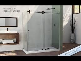 frameless glass shower doors frameless shower doors for small