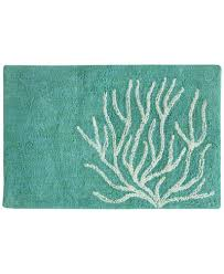 bacova accent rugs bacova coral cotton 20 x 30 accent rug rugs macy s