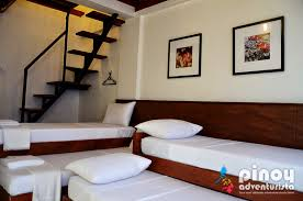 WHERE TO STAY IN BORACAY Agos Boracay Rooms Beds Pinoy - Family room in boracay
